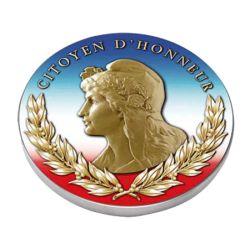 Médaille Citoyen d'Honneur