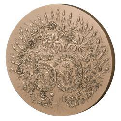 Médaille de Noces d'Or - 50 ans