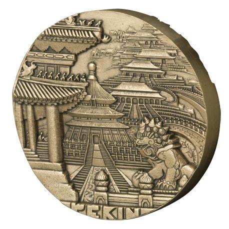 Médaille Pékin