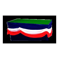 Lambrequin - Laize 80 cm