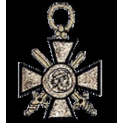 Broderie Croix de guerre