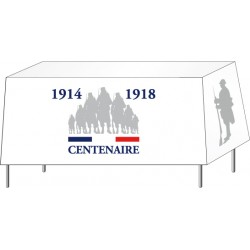 Nappe de table Centenaire 14-18