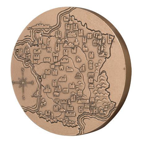 Médaille France Touristique