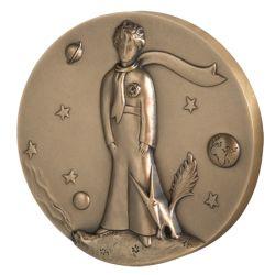 Médaille Le Petit Prince