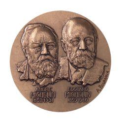 Médaille André et Edouard Michelin