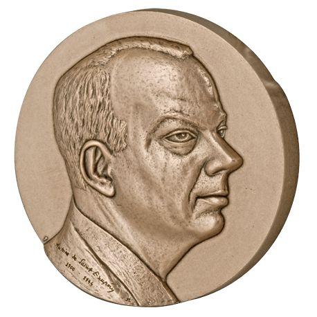 Médaille Antoine de Saint Exupéry