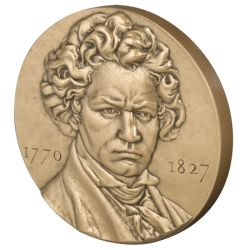 Médaille Beethoven