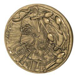 Médaille Dali par Dali