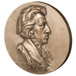 Médaille Frédéric Chopin