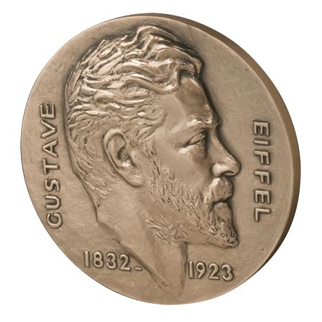Médaille Gustave Eiffel