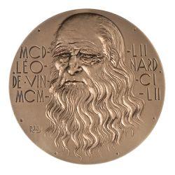 Médaille Léonard de Vinci