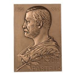 Médaille Louis Pasteur