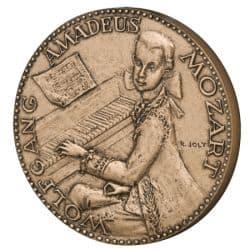 Médaille Mozart