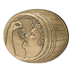 Médaille Bacchus