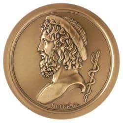 Médaille Esculape