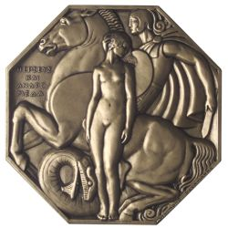Médaille Persée et Andromède