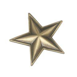 Etoile en bronze pour médaille ordonnance