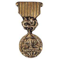Médaille en bronze - Commémorative Indochine