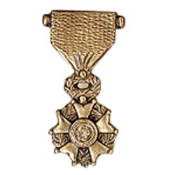 Médaille en bronze - Légion d'Honneur