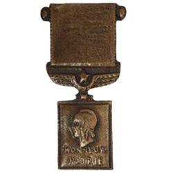 Médaille en bronze - Médaille de l'Aéronautique