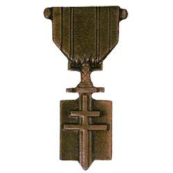 Médaille en bronze - Médaille de la Libération