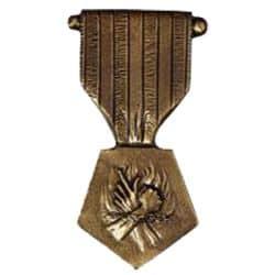 Médaille en bronze - Médaille des Déportés de la Résistance