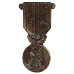 Médaille en bronze - Médaille des Sociétés Musicales et Chorales
