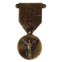 Médaille en bronze - Médaille Inter-Alliée