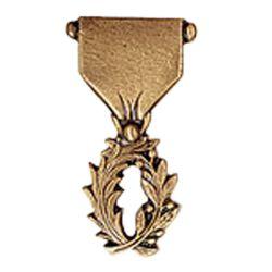 Médaille en bronze - Palmes Académiques