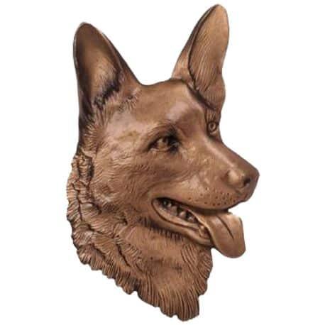 Tête de Chien loup