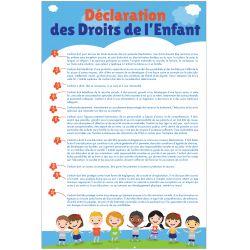 Déclaration des Droits de l'Enfant