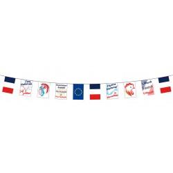 Guirlande les symboles de la France
