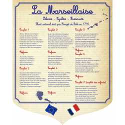LOI BLANQUER - LOI ECOLE - MARSEILLAISE ECUSSON