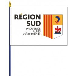 Drapeau region P.A.C.A.