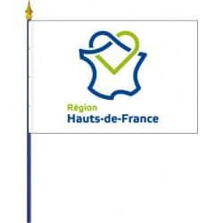 Drapeau region Hauts de France