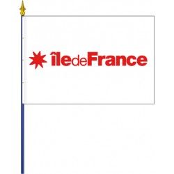 Drapeau région Ile-de-France