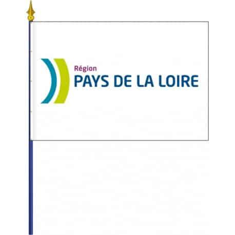 Drapeau region Pays de la Loire