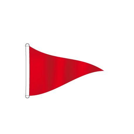 Flamme de Baignade Rouge 100 x 150 cm