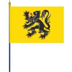 Drapeaux des provinces Belges
