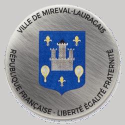 Médaille imprimée personnalisée