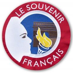 Broderie Le Souvenir Français
