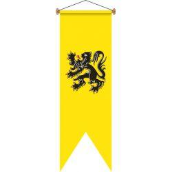 Oriflammes des provinces Belges