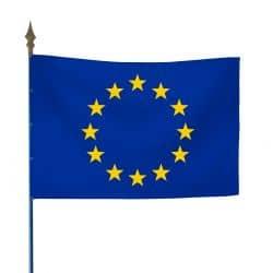 Drapeau européen 40x60 cm