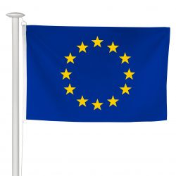Pavillon de l'Union Européenne 200x300 cm