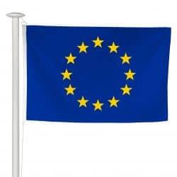 Pavillon de l'Union Européenne 120x180 cm