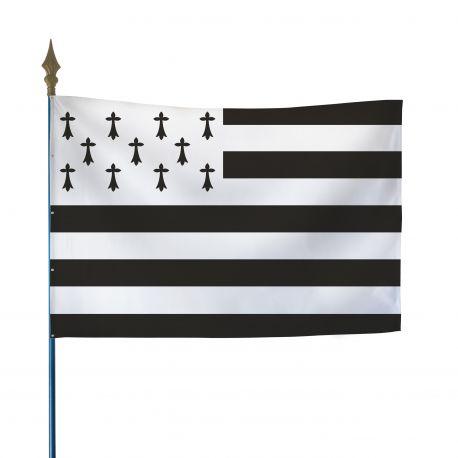 Drapeau province Bretagne 50 x 75 cm