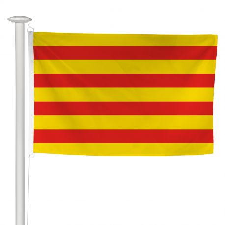 Pavillon province Catalan 80 x 120 cm