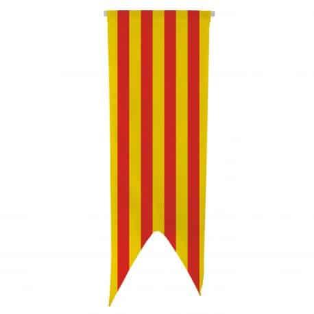 Oriflamme province Catalan 80 x 300 cm