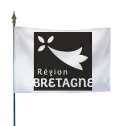 Drapeau région Bretagne
