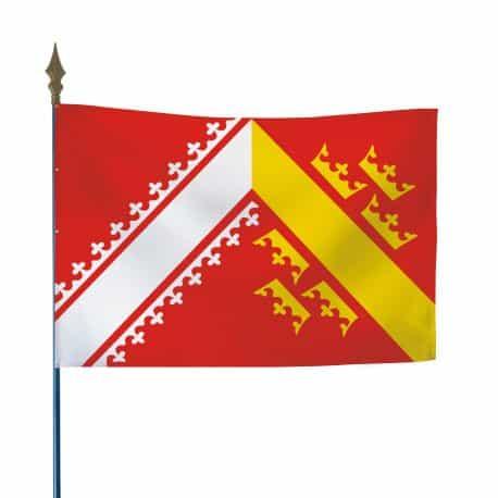 Drapeau province Alsace 080x120 cm